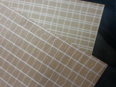 Paper kraft with PE net